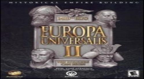 Kody Europa Universalis II (PC)