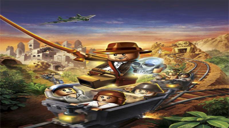 LEGO Indiana Jones 2 - trailer