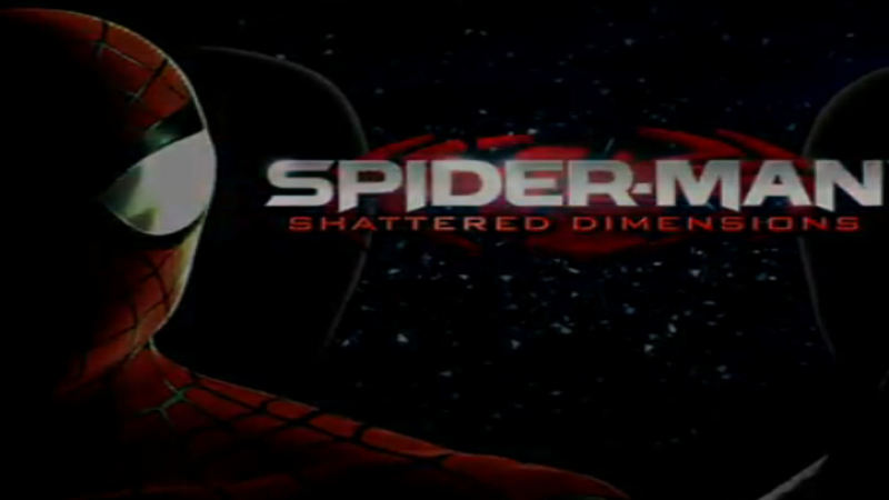 Spider-Man: Shattered Dimensions - Trailer (Debut)