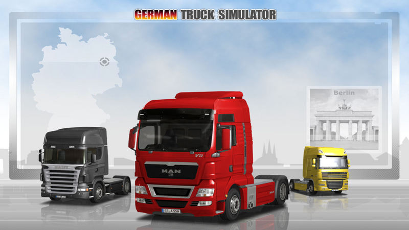 Kody do German Truck Simulator (PC)