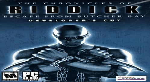 Kody The Chronicles of Riddick: Escape from Butcher Bay (PC)