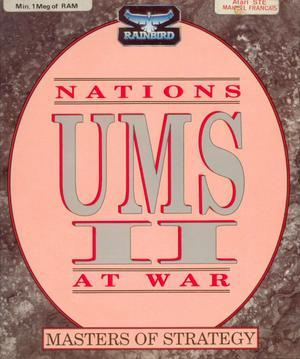 Universal Military Simulator II: Nations at War  - Pełna wersja (DOS)