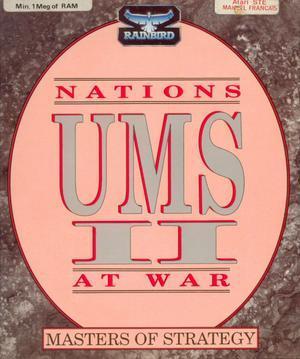 Universal Military Simulator II: Nations at War  - Pełna wersja (DOS)