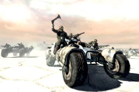 Borderlands - gameplay (walka)