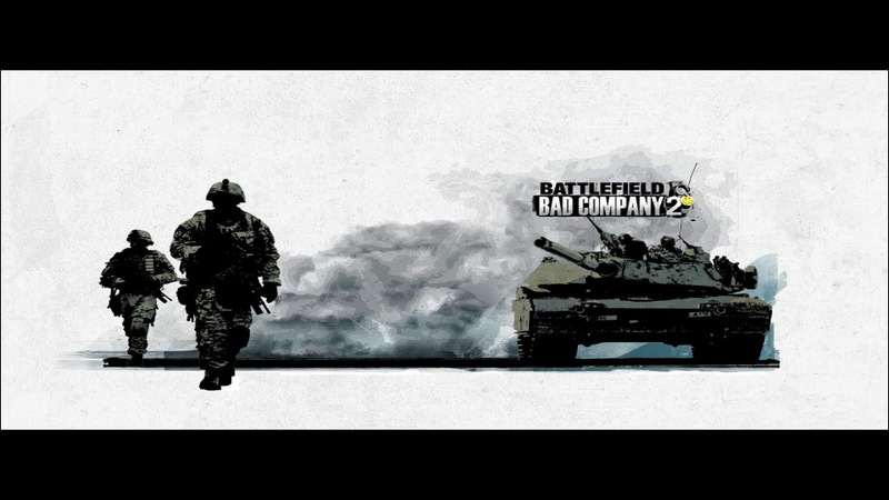 Battlefield Bad Company 2 - gameplay (Panama)