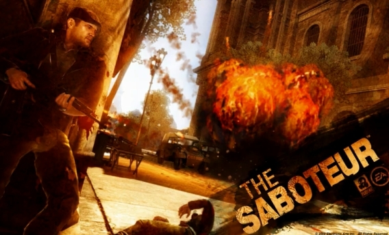 The Saboteur - soundtrack (Feeling Good)