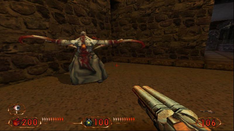 Blood 2 - gameplay
