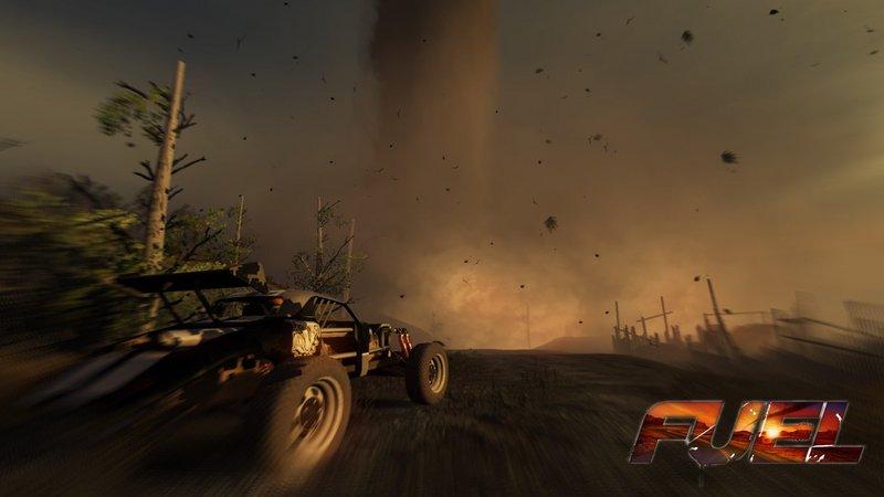 Kody do Fuel (Xbox 360)