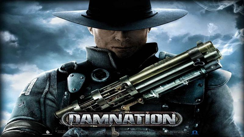 Kody do Damnation (Xbox 360)