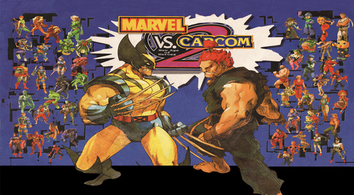 Marvel vs Capcom 2 powraca