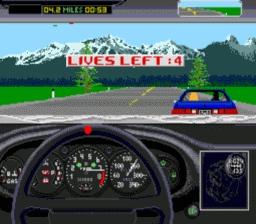 Test Driver II: The Duel – pełna wersja (Amiga ROM)