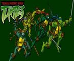 Teenage Mutant Ninja Turtles Flash