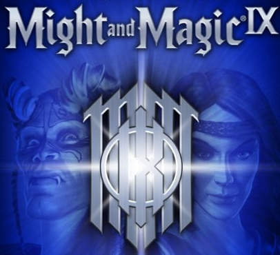 Might & Magic IX: Writ of Fate - Gameplay z walką