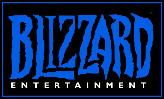 Blizzard Entertainment - Logo (Blue)