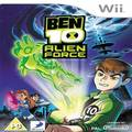 Ben 10: Alien Force The Game (Wii) kody