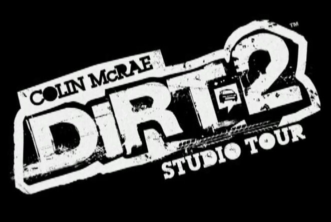 Colin McRae: DiRT 2 - Codemasters Studio Tour