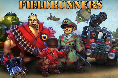 Kody do Fieldrunners (PSP)