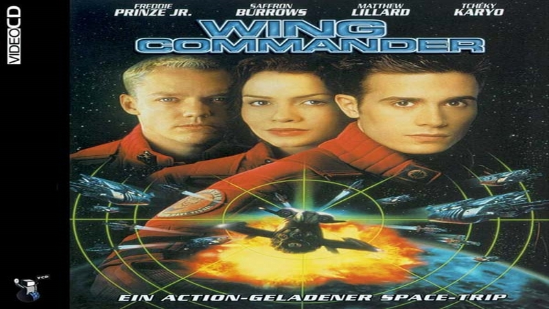 Wing Commander - gameplay wraz z odprawą do misji
