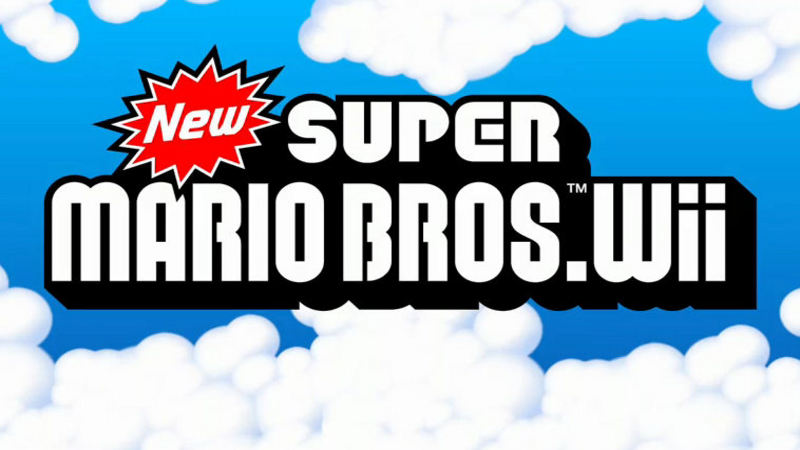 New Super Mario Bros. Wii - Trailer (Premierowy)