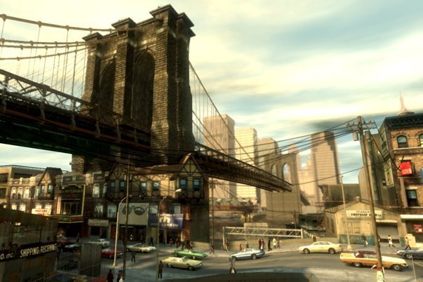 GTA IV - gameplay
