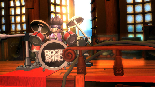 Critical LEGO Rock Band!