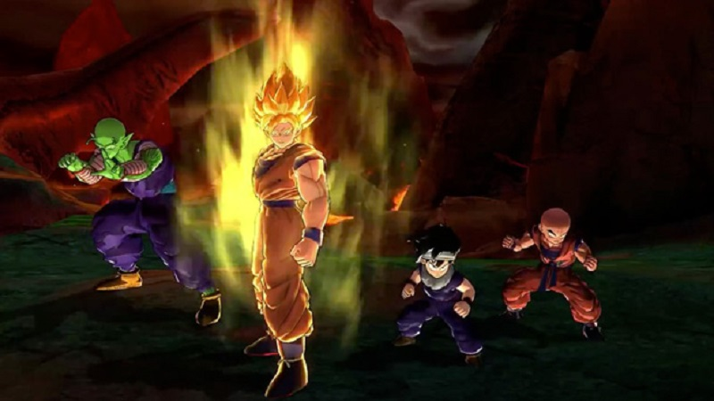 Dragon Ball Z: Battle of Z - ZAPOWIEDŹ