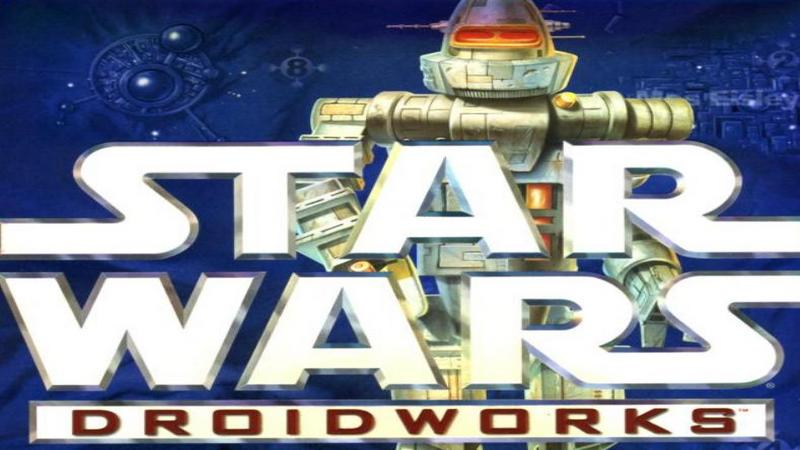 Kody do Star Wars: DroidWorks (PC)