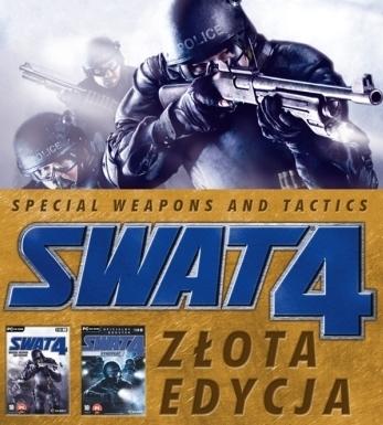 SWAT 4: Złota edycja (PC) - Prezentacja gry (CD Projekt)