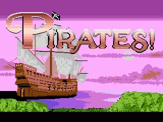 Sid Meier's Pirates! - Intro (Amiga)