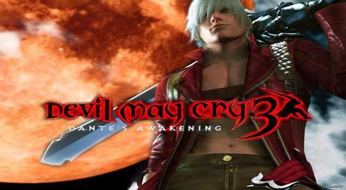 Devil May Cry 3: Dante's Awakening - Soundtrack (Devils Never Cry)