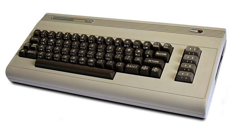 Commodore 64 - kolekcja inter ze zcrackowanych gier