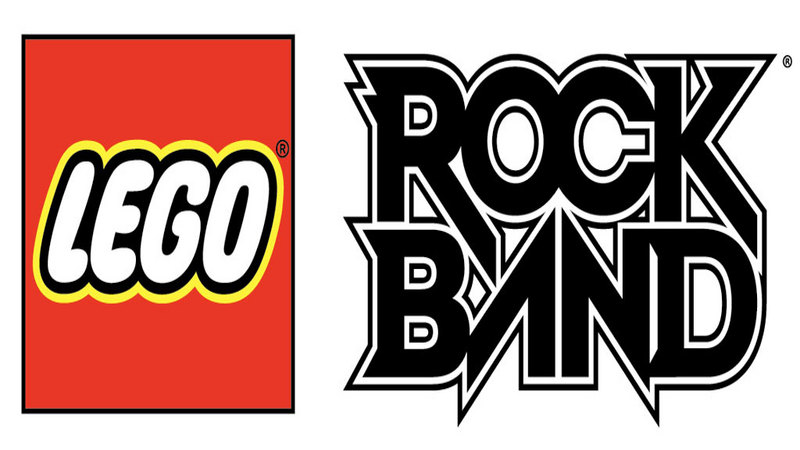 LEGO Rock Band - Trailer (Launch)