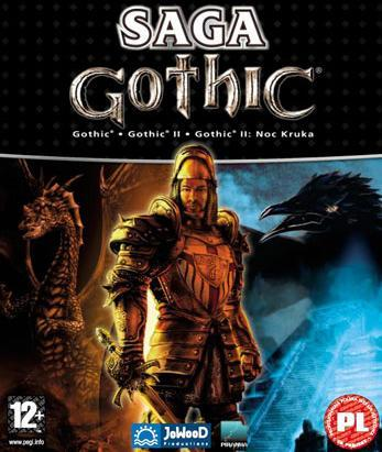 Gothic Saga (PC) - Prezentacja gry (CD Projekt)