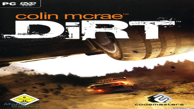 Colin McRae DiRT - Patch 1.2 (PC)