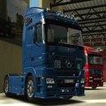 Euro Truck Simulator (PC) - Ciężarówki Mercedes-Benz Actros 1840