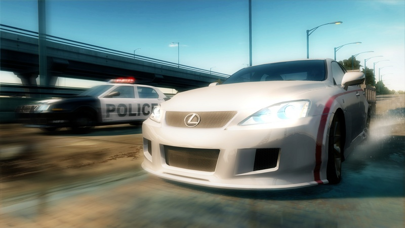 Need for Speed: Undercover - sountrack (Justice - Genesis)
