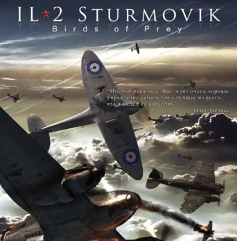 IL-2 Sturmovik: Birds of Prey - Demo Gameplay