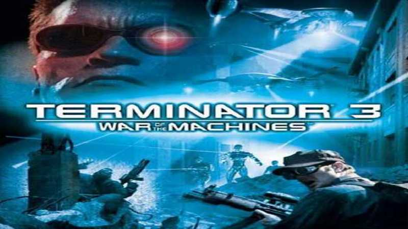 Terminator 3: War of the Machines (PC; 2004) - Zwiastun