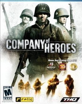 Company of Heroes - sountrack (A Storms Brewing)
