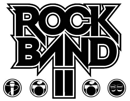 Rock Band 2 - gameplay (Peace of Mind)