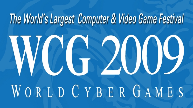 World Cyber Games 2009 - Chengdu promo