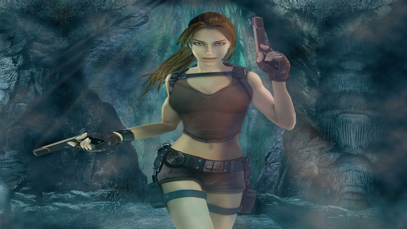 Tomb Raider Underworld - pierwszy trailer