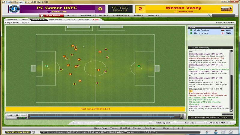 Football Manager Live - trailer z aktorami
