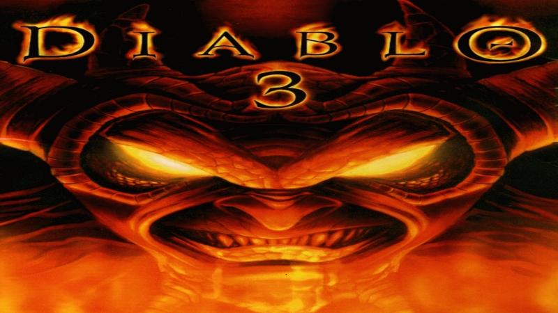 Diablo III - gameplay z gry magiem