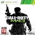 Call of Duty Modern Warfare 3  (X360) kody