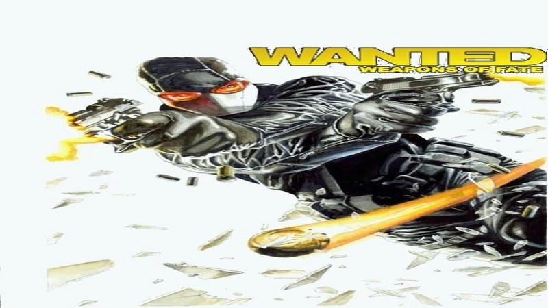 Wanted: Weapons of Fate - Zwiastun z rozgrywki