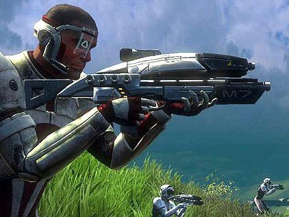 Mass Effect - Muzyka z menu