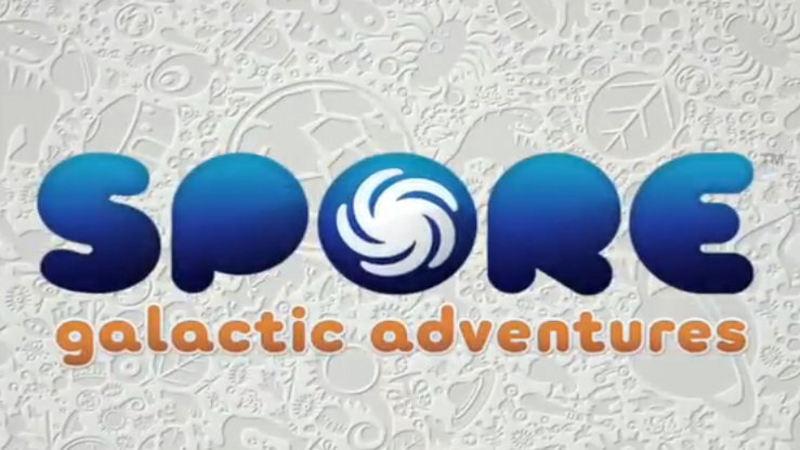 Spore: Kosmiczne przygody - Trailer (Bahaha 500 Race)