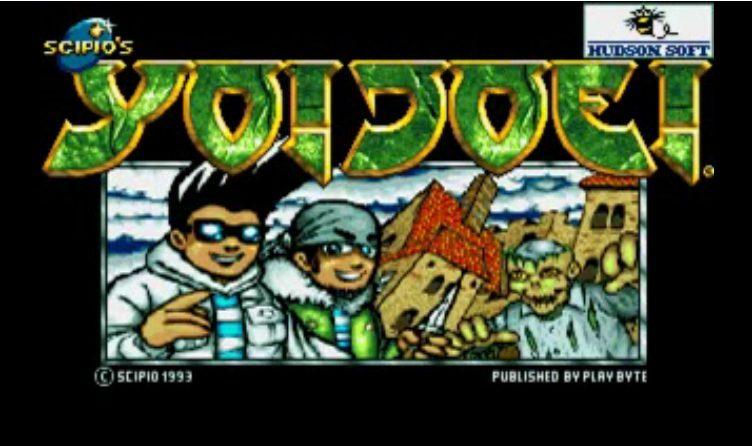 Yo! Joe! - gameplay (Amiga)