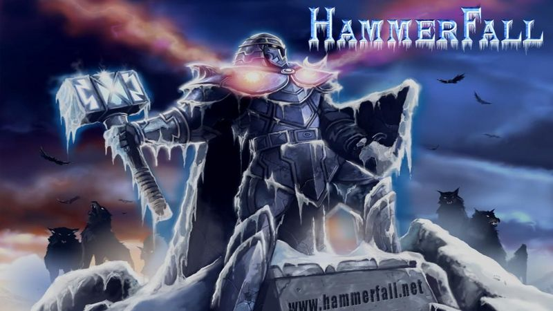 AMV - Hammerfall: Child of The Damned by PsYh0